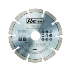 Disque Diamanté Acier-Matériaux 125mm