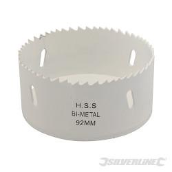 Scie-cloche bi-métal 92 mm