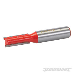 Fraise droite de 12 mm métrique 10 x 25 mm