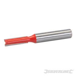 Fraise droite de 8 mm métrique 6 x 20 mm