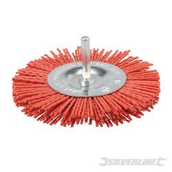Brosse à filaments 100 mm grossier