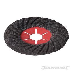 Disque abrasif semi-flexible 115 mm Grain 60