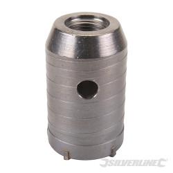 Scie trépan carbure de tungstène 45 mm