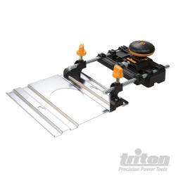 Adaptateur pour rail de guidage de défonceuse TRTA001