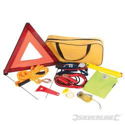 Kit d'urgence voiture 9 pièces 9 pcs