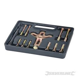 Coffret 13 pièces d'extracteurs balancier harmonique 13 pcs