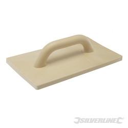 Taloche de plâtrier en polyuréthane 180 x 320 mm