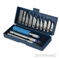 Coffret de couteaux 16 pièces 16 pcs