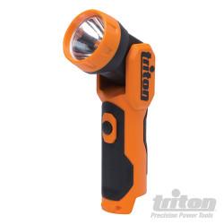 Torche à tête pivotante sans batterie T12 T12FL