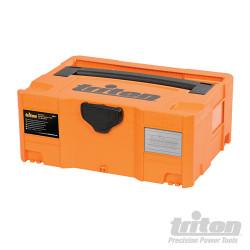 Système de rangement Triton T-LOC Systainer® 1TLOC157 57 X 396 X 296 mm