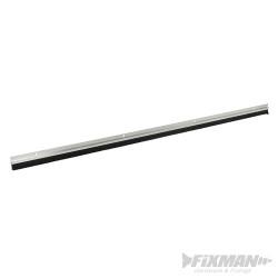 Bas de porte brosse 15 mm 914 mm Aluminium