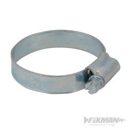 10 colliers de serrage 35 - 50 mm (2A)