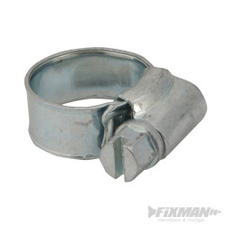10 colliers de serrage 10 - 16 mm (MOO)