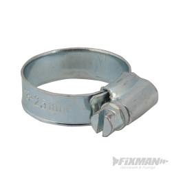 10 colliers de serrage 18 - 25 mm (OX)