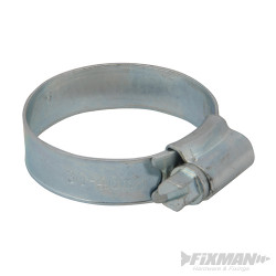 10 colliers de serrage 30 - 40 mm (1X)