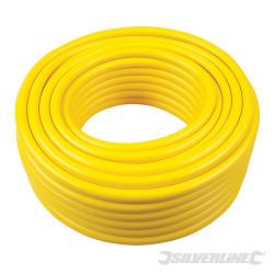 Tuyau d'arrosage PVC renforcé 30 m