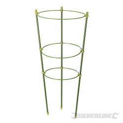 Support à 3 anneaux pour plante 450 mm