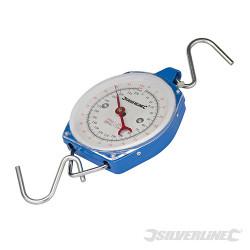 Peson à cadran robuste 100 kg