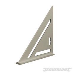 Équerre en aluminium robuste 185 mm