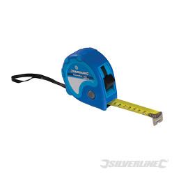 Mètre ruban Measure Mate 10 m x 25 mm