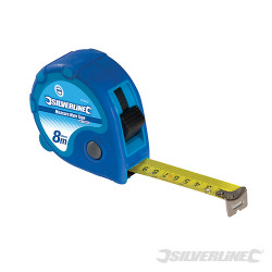 Mètre ruban Measure Mate 8 m x 25 mm