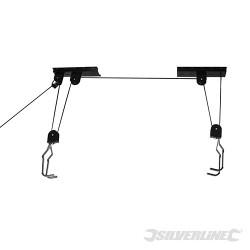 Porte-vélo plafond 20 kg