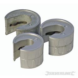 Jeu de 3 coupe-tubes compacts 15, 22 et 28 mm