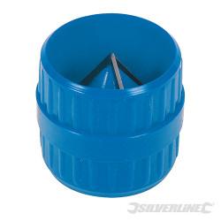 Ébavureur universel pour tuyaux 15 et 22 mm