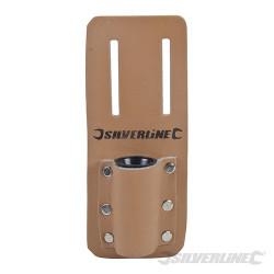 Pochette en cuir pour clé d'échafaudage 160 x 75 mm