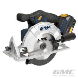 Scie circulaire sans fil 165 mm 18 V GMC18CS
