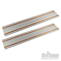 Kit rails et embouts d'assemblage TTSTP Rails et embouts d'assemblage 2 x 700 mm