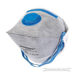 Masque respiratoire pliable à valve FFP2 NR FFP2 NR, une unité