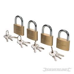 Jeu de 4 cadenas interchangeables 40 mm