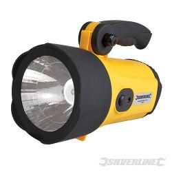 Torche LED rechargeable à batterie Li-ion LED 1 W