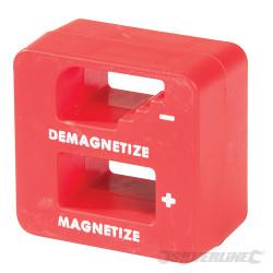 Magnétiseur/démagnétiseur 50 x 50 x 30 mm