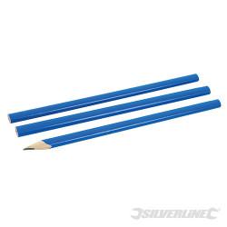 Lot de 3 crayons de menuisier Lot de 3
