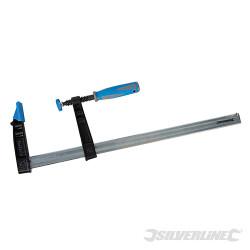 Serre-joint en F résistant (grande capacité) 500 x 120 mm