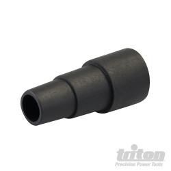Adaptateur européen pour tubulure d'extraction de la poussière 35 mm
