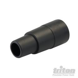Adaptateur USA/Canada pour tubulure d'extraction de la poussière 32 mm / 1-1/4